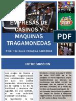 Casinos y Tragamonedas