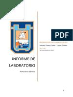 Informe de Laboratorio TTCC