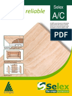 Selex Ac Plywood
