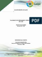 Proyecto de Acuerdo Corregido 16 de Nov de 2016 POT Galapa