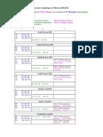 exam TP 2010-2011