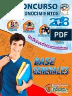 BASES DEL CONCURSO  DEL XV CONCURSO DE CONOCIMIENTO 2018