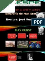 Examen Max Ernst