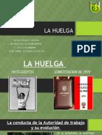 LA-HUELGA