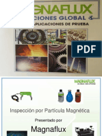 PARTICULAS MAGNETICAS MAGNAFLUX