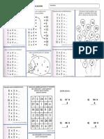 Practica Calificada de Multiplicacion