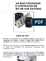Contratos de gas Bolivia