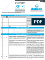 NCERT Update XII Biology by Aakash