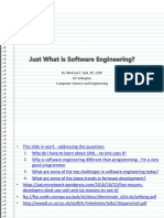 M01 - Introduction to Software Engineering