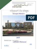 Rapport de Stage Menara Prefa