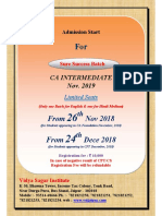 CA Foundation Principles and Practice of Accounting Paper