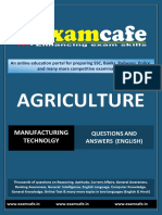Manufacturing Technology - Practice Set 1.pdf