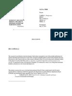 Ferrer vs Carganillo _EVIDENCE