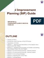 Sip Guide Charmaine Segovia