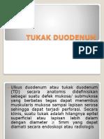 Tukak Duodenum