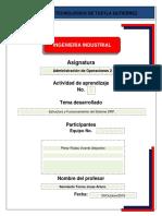 Estructura y Funcionamiento Drp