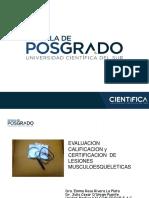 3.-Determinacion Del Menoscabo Musculoesqueletico de Causa Laboral Julio 2017