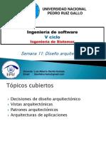 Semana 11_Diseño Arquitectonico (1)