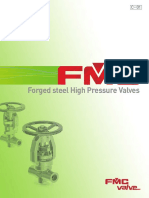 Forged Steel High Pressure Valves