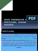 Upaya Peningkatan Sikap Profesional Seorang Apoteker-1