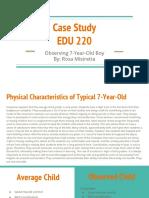 edu 220 - case study