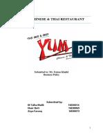 Yum - Chinese & Thai