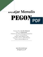PEGON