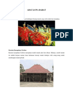 Adat Jawa Barat
