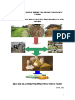 The Improved Final Report of Milk and Milk Study