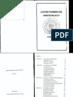 Es usted aristotélico.pdf
