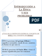 A Introduccion a La Etica y Sus Problemas1
