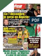 LE BUTEUR PDF du 18/10/2010