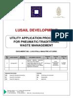Lus Cpall Maq Prc Ut 20561_utility Application Procedures for Pwc_rev. 00