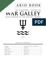 War Galley Scenarios