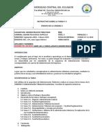 Ae5-1 Tarea 5 - Und 3 Ensayo - Administracion Tributaria Ecuatoriana