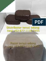 WA, +62877 -1116-7455 distributor terasi udang rebon berasal dari daerah
