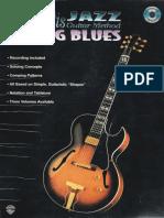 Tech - Herb Ellis Jazz Guitar Method - Swing Blues.pdf