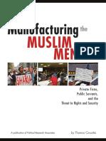 Muslim Menace Complete