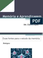 _Memoria__retencao_e_aprendizagem.ppt