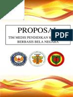 Cover Tim Mdis Bela Negara 2018