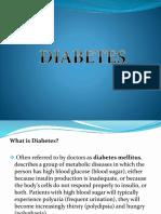Presentationon Diabetes.pptx