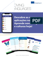 Moving Languages Project Brochure French