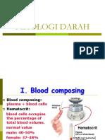 BLOOD PSYCHOLOGY