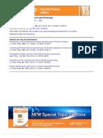 Coherent anti‐Stokes Raman spectroscopy