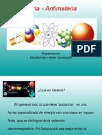 Materia-Antimateria