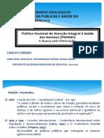 Dr. Carlos Brasilia Principais Afeccoes Do Homem.ppt 1