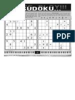 Music Sudoku