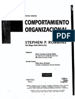 Comportamiento organizacional, 8va Edición – Stephen P. Robbins.pdf