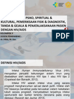 Pengkajian Bio, Psiko, Spiritual & Kultural