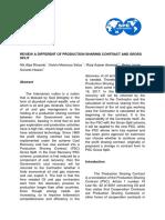 Paper Produksion Sharing